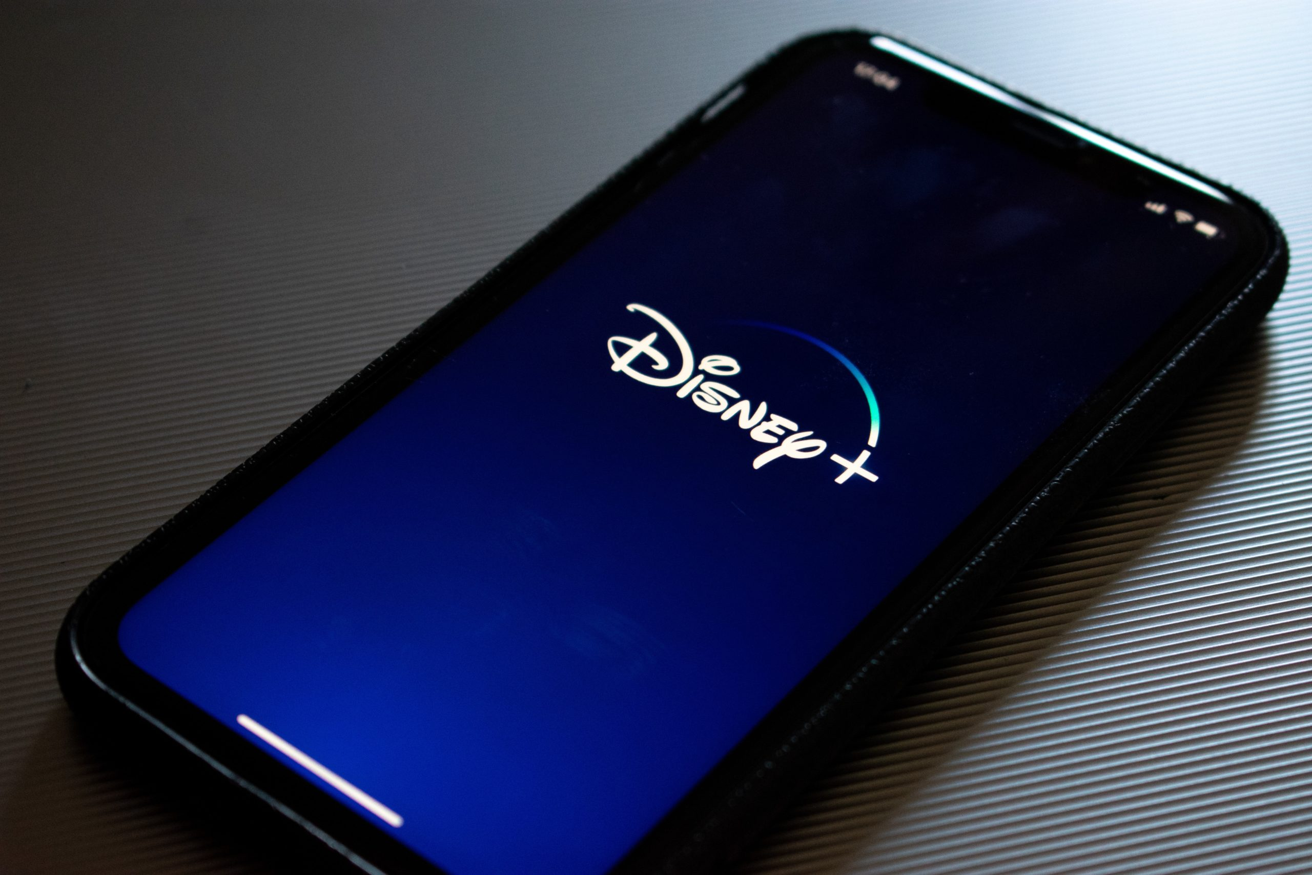 product launch checklist showcased with disney app on phone