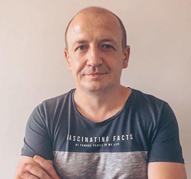 Image of Aleksandr Oleksenko