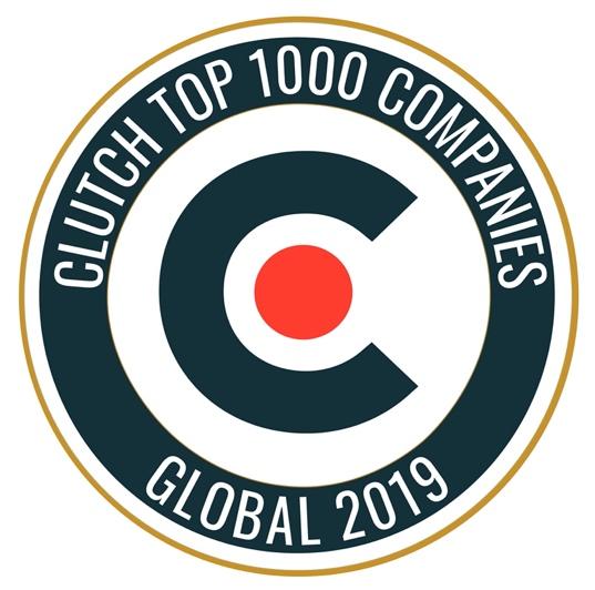 goji labs clutch top 1000 companies global 2019