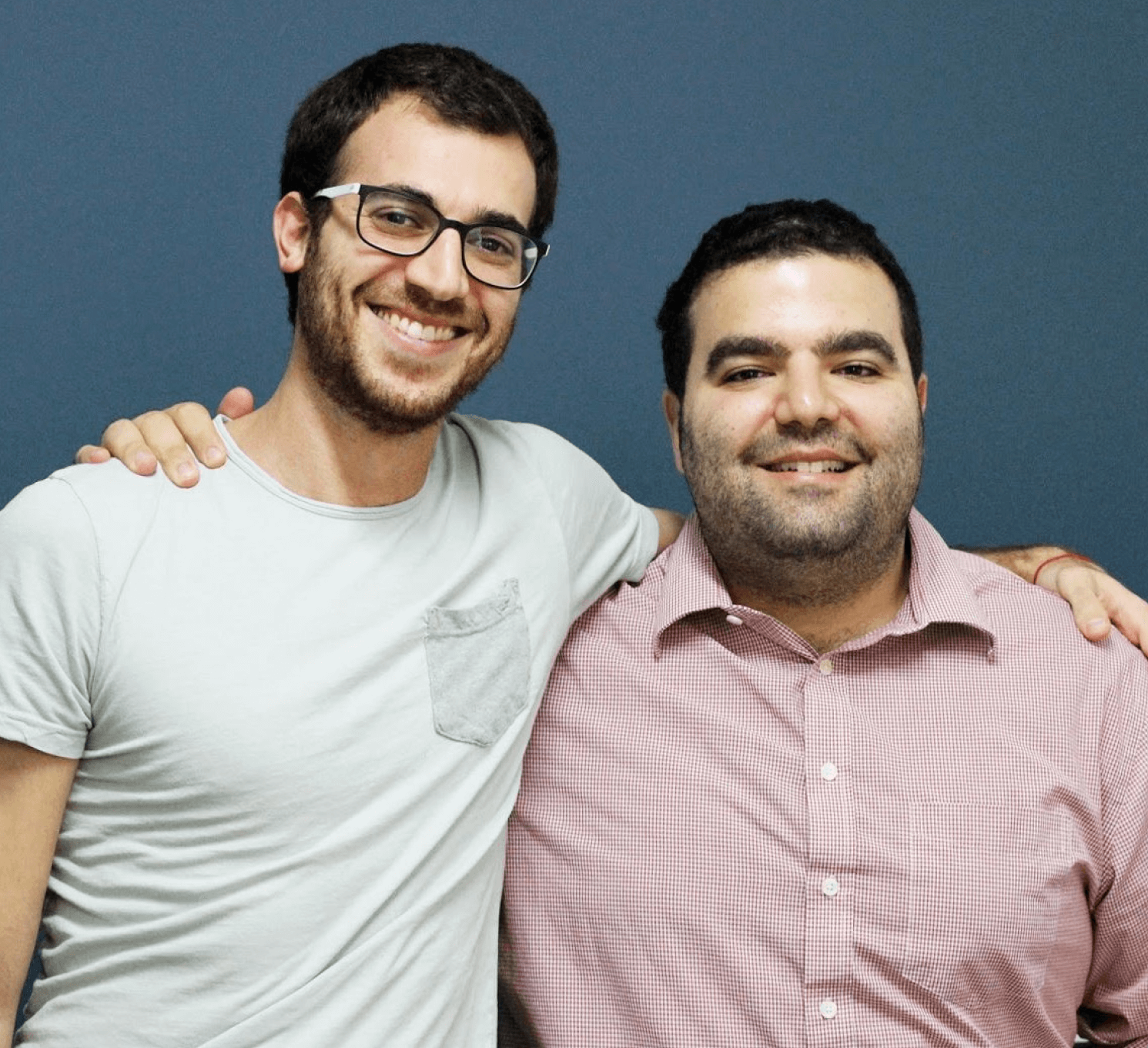 image of Co-founders David Barlev and Adam Sumner